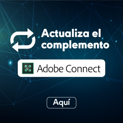 Actualización de Adobe Connect